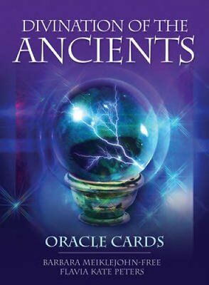 Divination of the Ancients Oracle Cards by Flavia Kate Peters 9781922161925