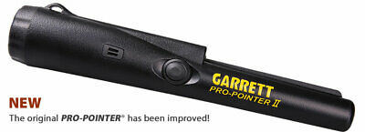 Garrett Pro Pointer 2 - Electronic Pin Pointer - with Holster