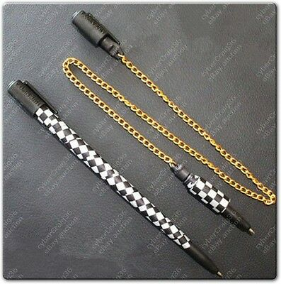 Pen To Necklace Chain Pencil Or Vanishing Disappearing Magic Trick Visual Effect