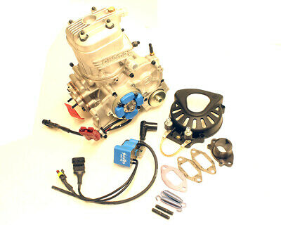 2017 Iame X30 Short Motor Senior (Inc. Clutch Cover, Exhaust Bend & Coil Pack)