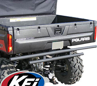 KFI Products 100890 Double Tube Rear Bumper 57-3950 10-0890