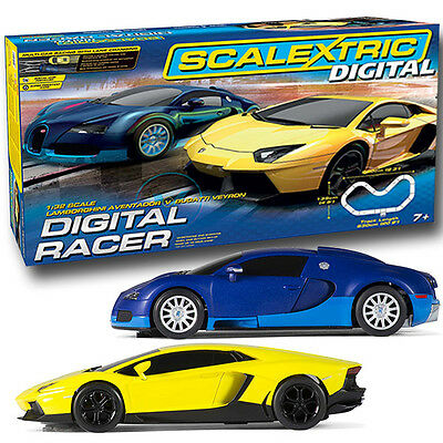 SCALEXTRIC Digital Set C1327 Digital Racer