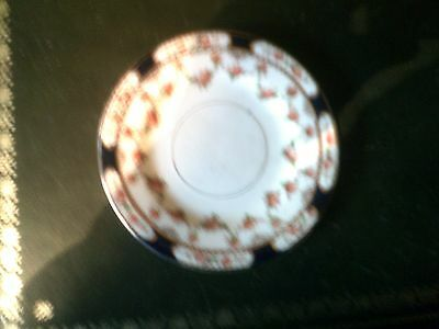 ROYAL OSBORNE CHINA PLATE, VINTAGE Art  Deco 1930,s, VGC, MADE IN ENGLAND