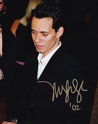 Marc Anthony autographed 8x10 Free Shipping