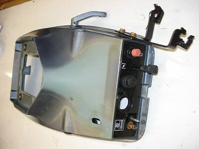 Yamaha Bottom Cowling 6N0-G2711-00-4D fits 6hp - 8hp 2 stroke outboards 1997 - 2