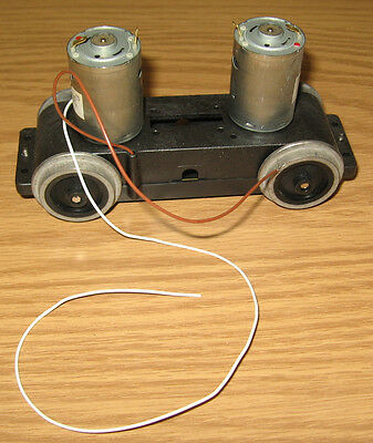 Lionel Trains New Old Part Large Scale G Can Motors Dc Powered Wheel Truck Stock