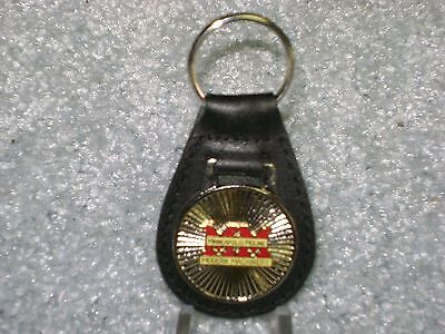 Minneapolis Moline Crest Badge Key Fob