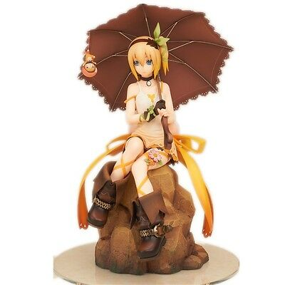 Tales of Zestiria Anime Edna Painted 1/8 Scale PVC Figure Collection Toys No Box