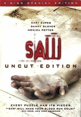 Saw ii unrated (two-disc special editi dvd $3. 20 | picclick.
