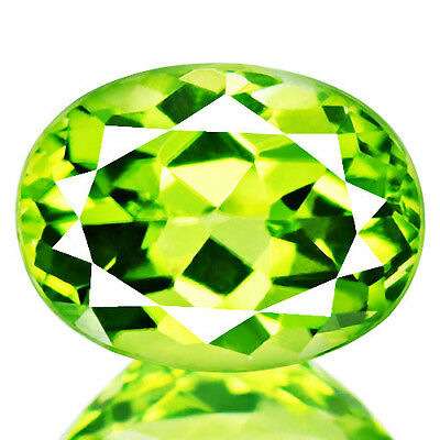 1.62ct EXCELLENT NATURAL EARTH MINED RARE AAA GREEN PERIDOT PAKISTAN REFER VIDEO