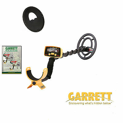 Garrett Ace 150 Metal Detector - with Coil cover & Book