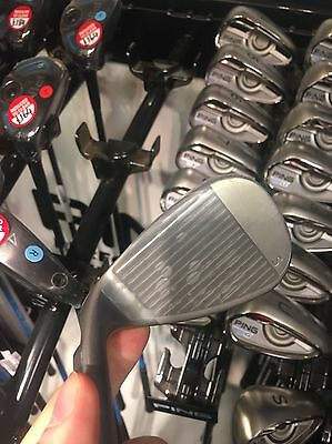 Ping G Irons 5,6,7,8,9,PW,UW,SW (8 Irons) NEW