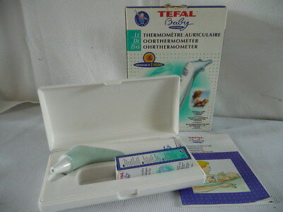 Thermomètre  auriculaire COMME  neuf marque TEFAL