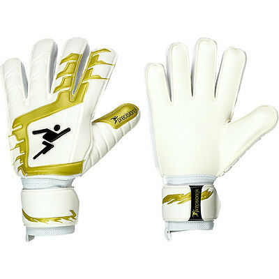 Precision GK SCHMEICHOLOGY 4 Finger Protection Goalkeeper Gloves Size