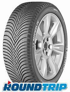 4x Michelin Alpin 5 195/65 R15 91T 3PMSF