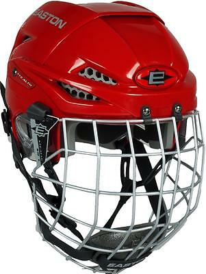 EASTON Stealth S9 Combo Helm, rot/red (uvP € 124,95) -  nur € 64,95