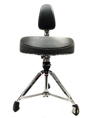 Pearl D2000BR Top With New Gibraltar 9608 Base Stool