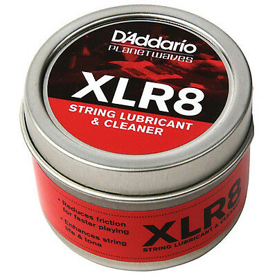 D'Addario Planet Waves XLR8 String Lubricant & Cleaner