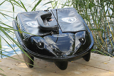 Waverunner baitboat Hopper Topper covers.