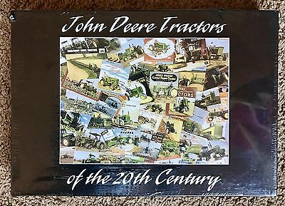 John Deere Puzzle TRACTORS OF THE 20TH CENTURY Putt-Putt 500 Piece Jigsaw Puzzle