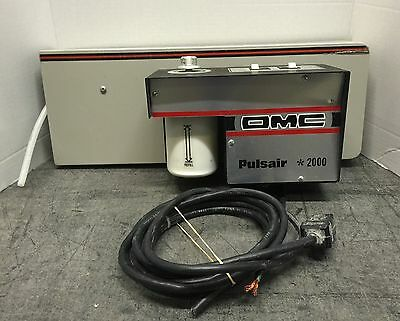 ORTMAN-MCCAIN OMC PULSAIR 2000 Powder Spray Unit for HEIDELBERG QUICKMASTER QM46