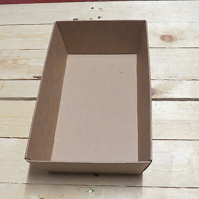 x25 cardboard gift hamper trays, xmas gift boxes, sweet, chocolates,soap candles