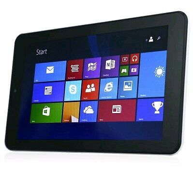 "Tablet 7"" Z3735G Windows 8 Quadcore 1,4Ghz 16Gb 1Gb Ram"