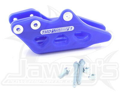 T.M. Designworks Blue Factory Edition 1 Chain Guide for Yamaha WR250F 2007-2009