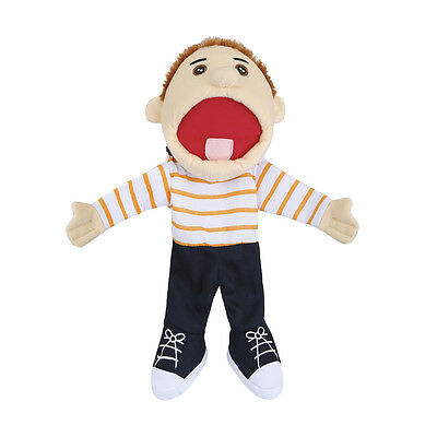 Hand Puppet - Collect the Family- Dad, Mum, Girl Boy