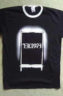 The 1975 UK tour shirt 2016
