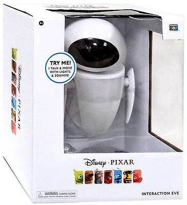 Disney Pixar THINKWAY TOYS EVE INTERACTIVE interaction WALL-E