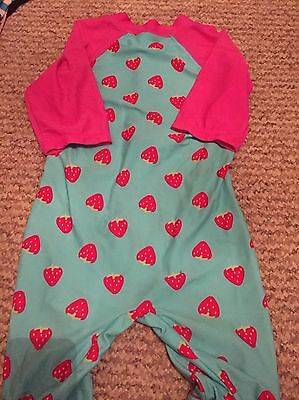 Girls UV Suit Sun Protection Suggested Age 6 Pink And Blue