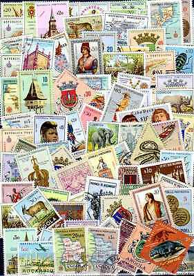 Portugal Colonies 25 timbres différents