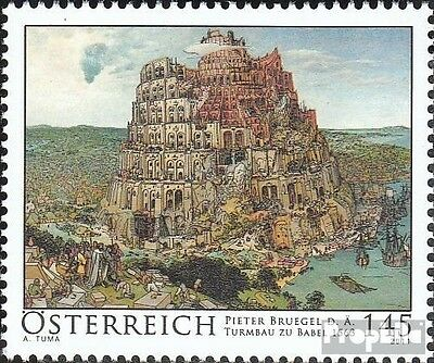 Austria 2938 mint never hinged mnh 2011 Old Master
