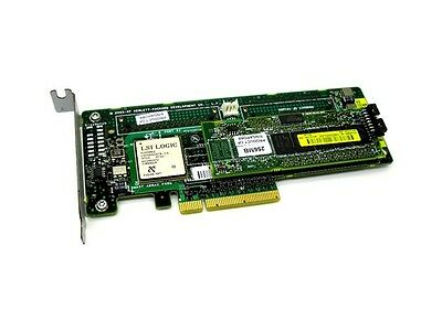 CONTROLLER SAS HP 447029-001 SMART ARRAY P400 PCIe - 256MB - LOW PROFILE