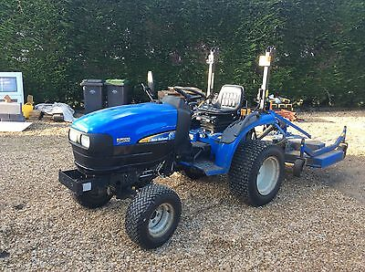 New Holland TC24D Compact Tractor