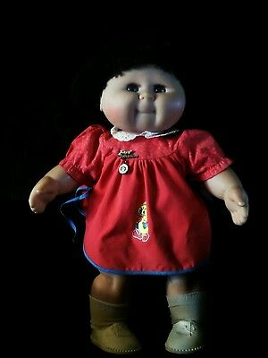 Rare 1980's Zapf Creations Tolpatsch German Cabbage Patch Doll