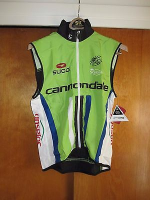 NEW Sugoi Cannondale Cycling Vest