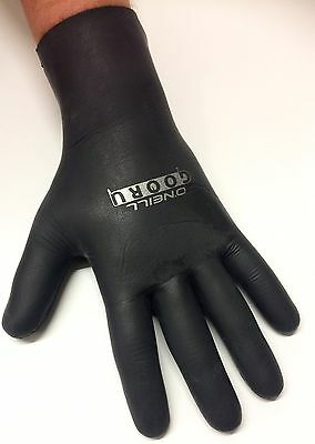 O'neill gooru wetsuit gloves techno butter 3mm / sealed winter gloves / SALE