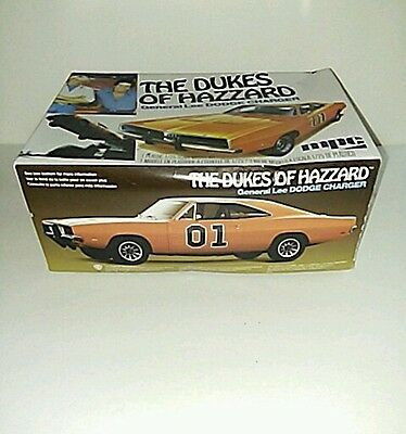 The Dukes of Hazzard General Lee Dodge Charger MPC Model Kit