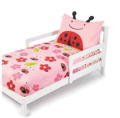 Skip Hop Zoo Ladybug 4-piece Toddler Bedding Set NEW