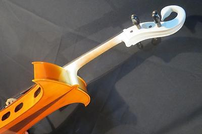 Rare SONG Maestro4/4 white swan Electric cello,huge and powerful sound,#6036