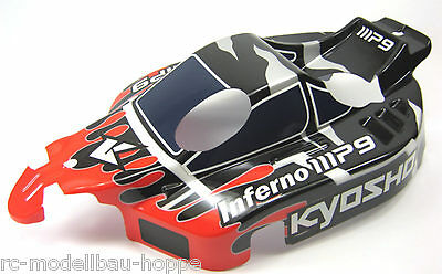 Kyosho Inferno MP9 Bodywork ready painted KYO-0292 light defective