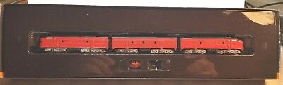 Marklin Z Mini Club 8832 F7 A/B/A Mountain Diesel Elect Loco Set (wrong box)