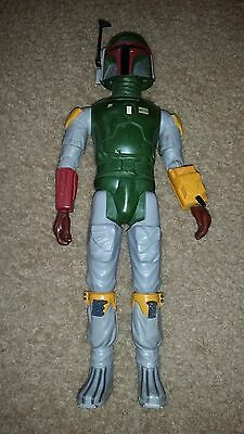 "Vintage Star Wars Boba Fett 12"" Action Figure - 1979"