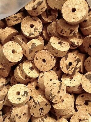 """Cork Rings 100 Extra Light Mix 1/2"""" ,  Super Buy! Special Pricing!"""