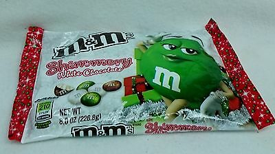 M&M's Sshimmery Flavored white Chocolate Candies Candy