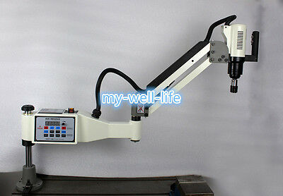 New Powerful M6-M24 Vertical Electric Tapping Machine 220V
