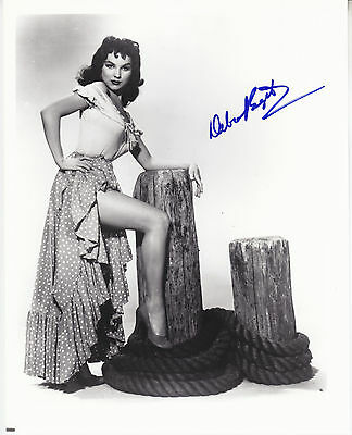 DEBRA PAGET (1933- ) signed autographed 8x10 photo ] photograph