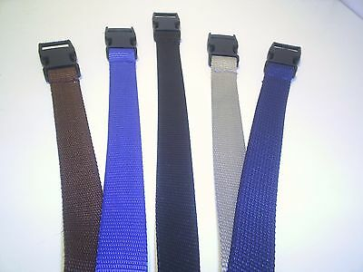 super strong golf trolley straps klunk click every golf trip sports work luggage